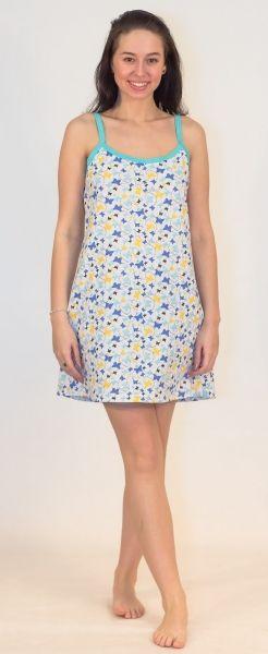 Сорочка женская Веснушка Efri-Ss25 (хлопок)