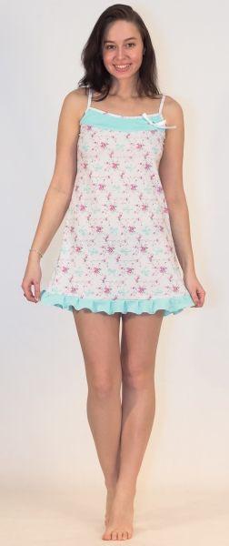 Сорочка женская Анфиса Efri-Ss21 (хлопок)