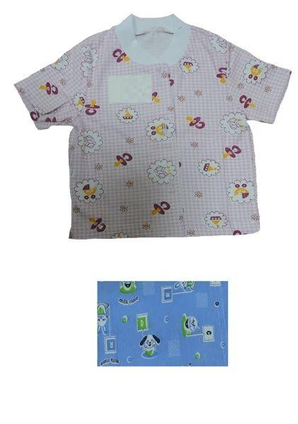 Sale Рубашка детская с коротким рукавом Efri-Sd29 (хлопок)