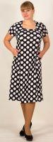 Платье женское Лера Efri-St53 (хлопок)