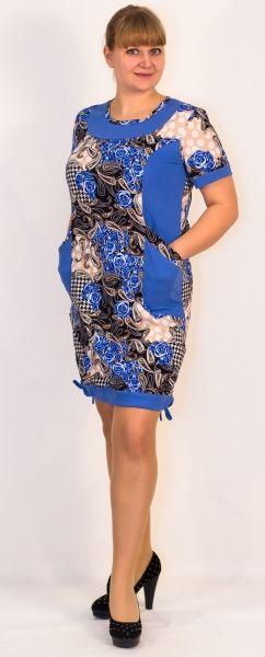 Sale Платье женское Ева Efri-St52 (хлопок)