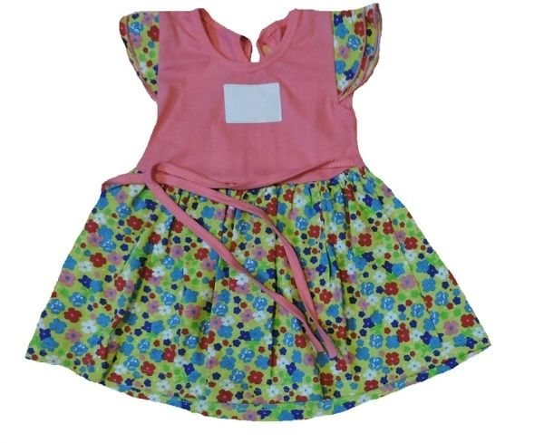 Платье детское Ягодка Efri-Sd124 (хлопок)