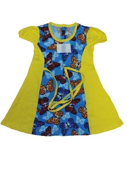 Платье детское Солнышко 2 Efri-Sd47 (хлопок)