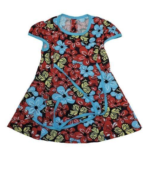 Платье детское Солнышко Efri-Sd46 (хлопок)