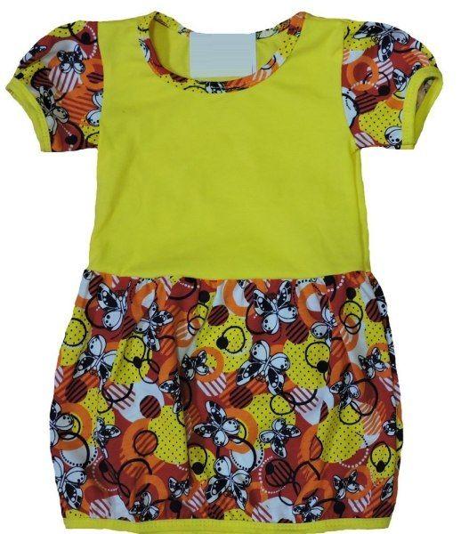 Платье детское Аленка Efri-Sd160 (хлопок)