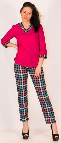 Пижама женская Мыс Efri-Sk48 (хлопок)