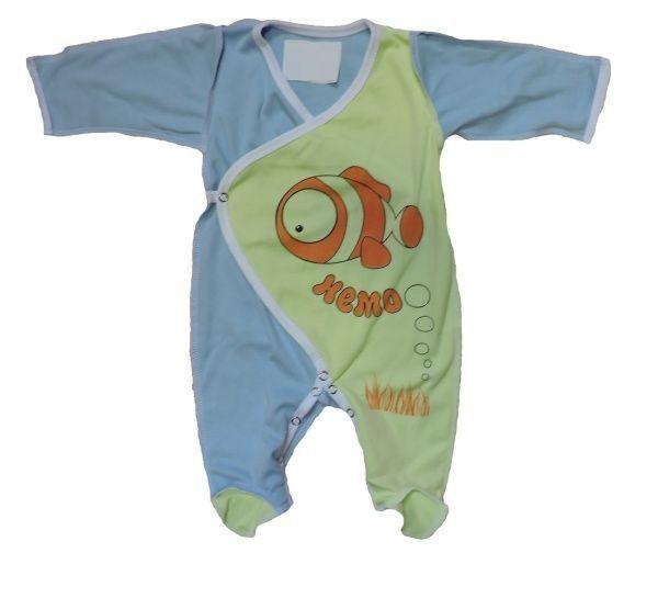 Комбинезон детский Немо Efri-Sd162и (интерлок)