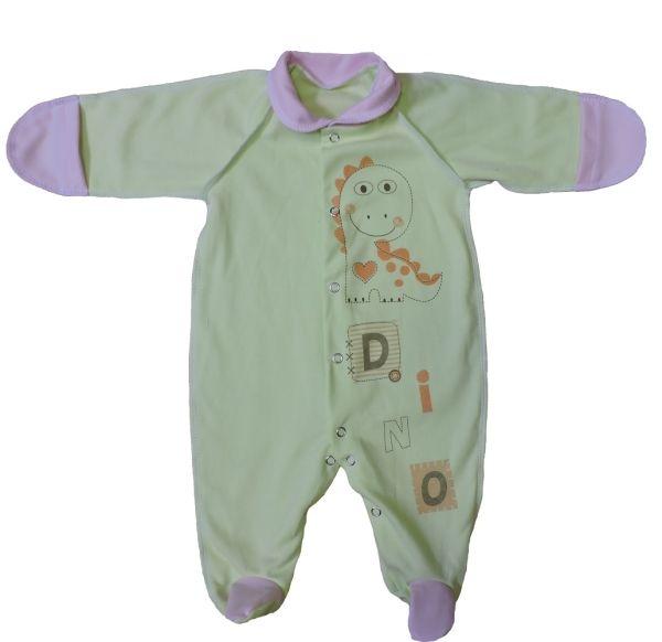Комбинезон детский Дино Efri-Sd151и (интерлок)