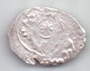 деньга 1462 -1505 гг. Московское акче. Иван lll
