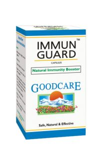 ИММУН ГАРД КАПС. (GOODCARE IMMUN GUARD CAPS)60 капс.