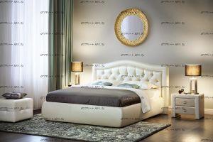 Кровать Letto GM 47 б/о