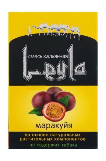 Кальянная смесь без табака Лейла Маракуйя
