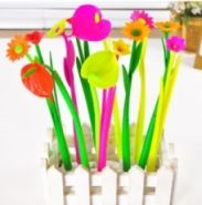 Гелевая ручка «Цветок»