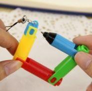 Складная шариковая ручка
