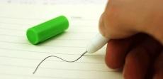 Гелевая ручка «Травинка»