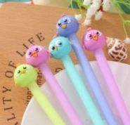 Гелевая ручка «Птицы»
