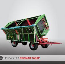 Прицеп для перевозки картофеля T-680P