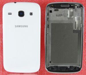 Корпус Samsung i8262 Galaxy Core (white) Оригинал