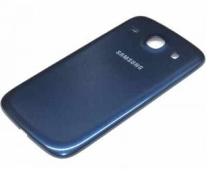 Задняя крышка Samsung i8262 Galaxy Core (blue) Оригинал