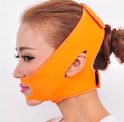 Маска повязка для подтяжки и коррекции овала лица с 3D лифтинг-эффектом
