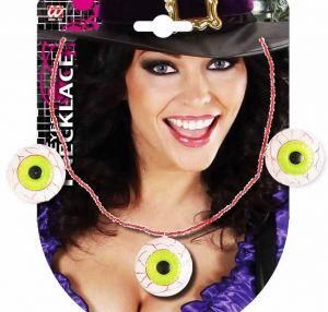 Ожерелье с глазами