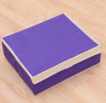 Коробки с крышкой для хранения одежды размер в ассортименте