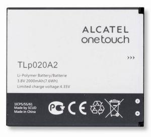 Аккумулятор Alcatel 5050X Pop S3/5050Y Pop S3/5065D OneTouch POP 3 (TLi020A1/TLp020A2) Оригинал
