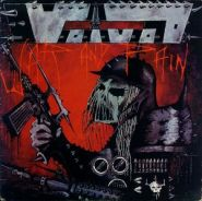 "VOIVOD ""War And Pain"" 1984"