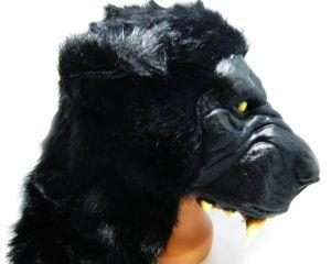 Шлем-маска Голова Пантеры