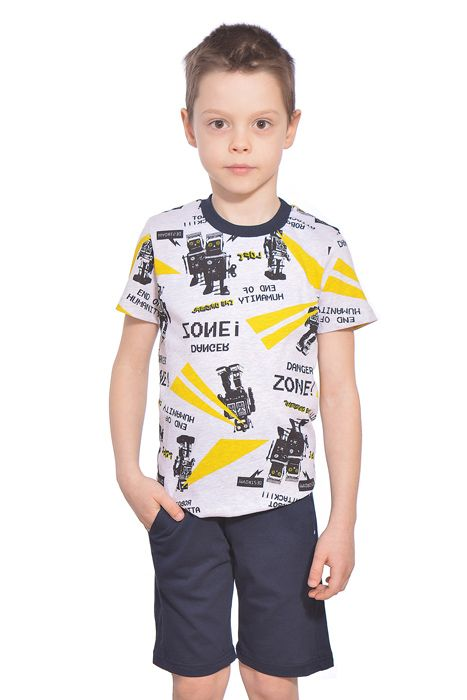Комплект для мальчика Роботы