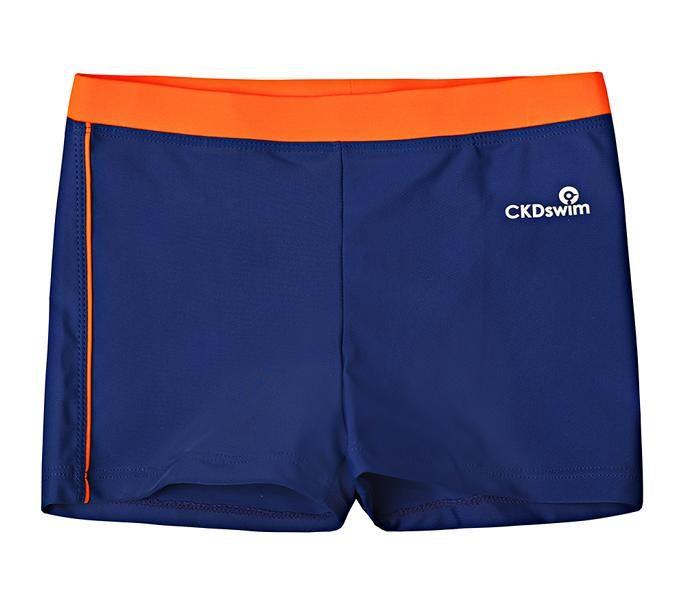 Темно-синие плавки-шорты для мальчика от Crockid