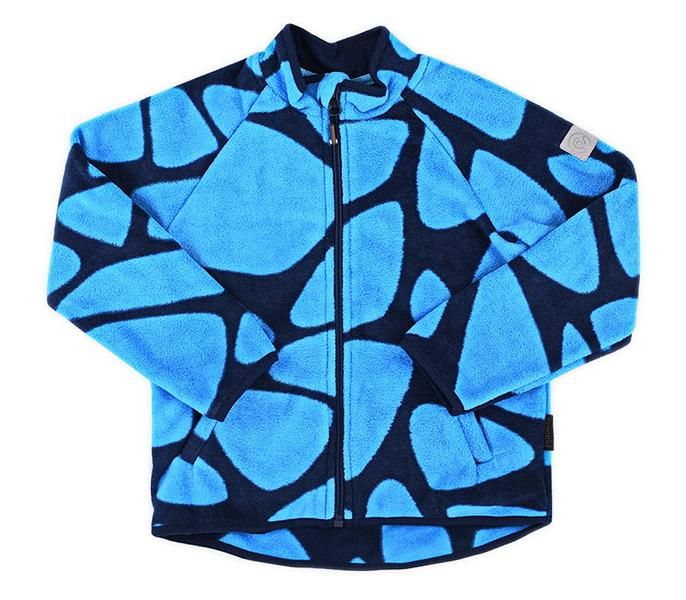 Флисовая куртка для мальчика Крокид