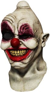 Маска Клоун-сумашедший глаз