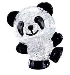 Головоломка 3D Панда