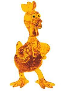 Головоломка 3D Петух оранжевый