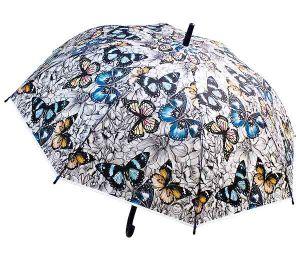 Зонт-трость Бабочки N 2