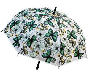 Зонт-трость Бабочки N 4