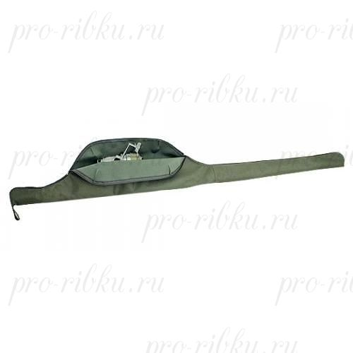 Чехол для удилищ мягкий с защитой ACROPOLIS-1001FISH, КВ-5п-225 (длина 225см) (КВ-5п-225)