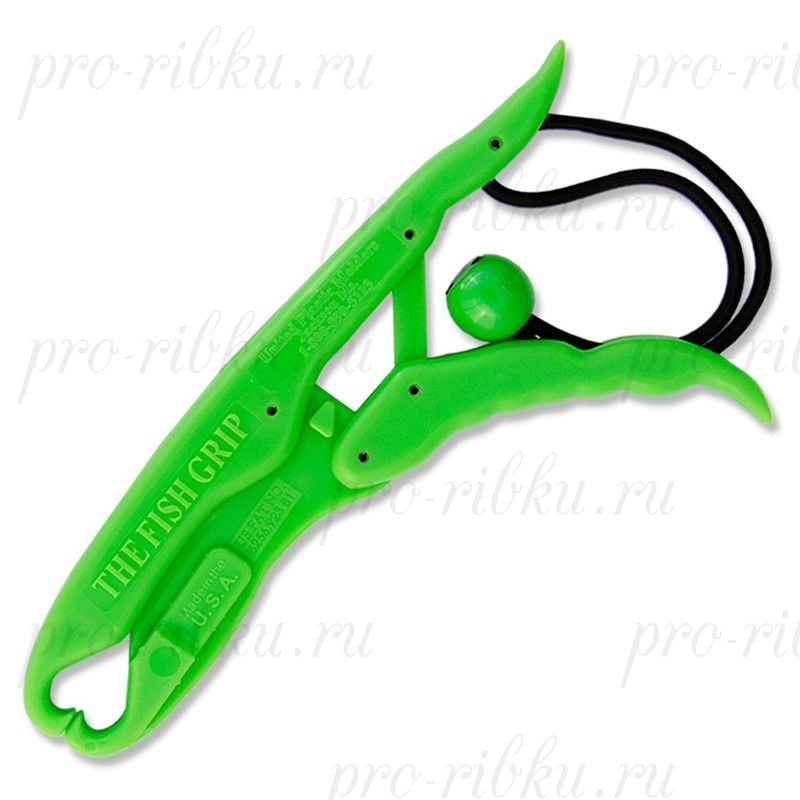 Липгрип THE FISH GRIP GameFish, длина 25 см (FishGrip-ORIGINAL) Green