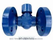 Клапан обратный 16с48нж Ду15 Ру160 муфтовый