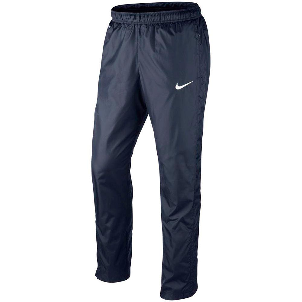 Детские штаны Nike Libero парадные без манжетов тёмно-синие