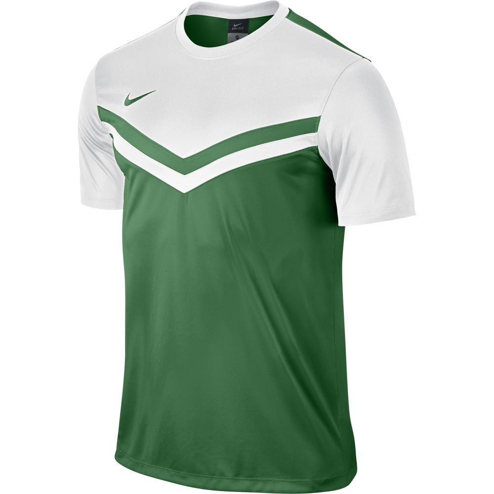 Зелёная игровая футболка Nike Victory II Jersey
