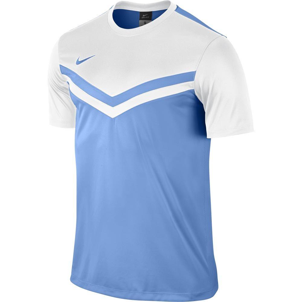 Детская голубая игровая футболка Nike Victory II Jersey