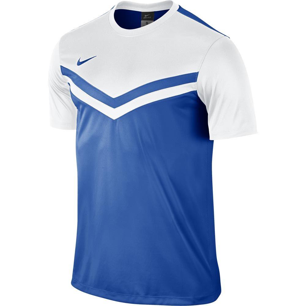 Детская синяя игровая футболка Nike Victory II Jersey