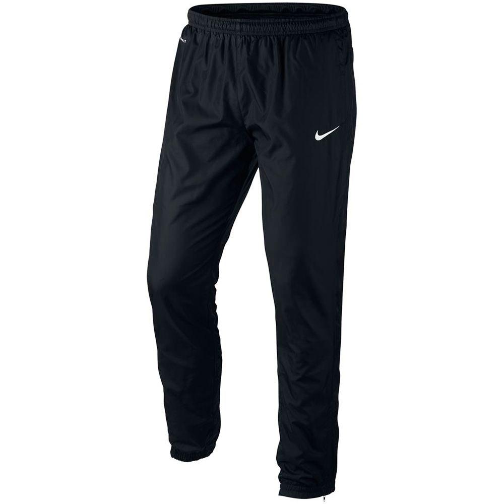 Детские штаны Nike Libero парадные с манжетами чёрные