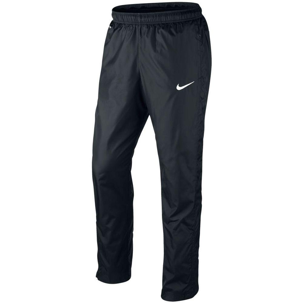 Штаны Nike Libero парадные без манжетов чёрные