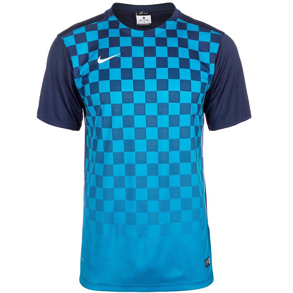Футболка Nike Precision III игровая синяя
