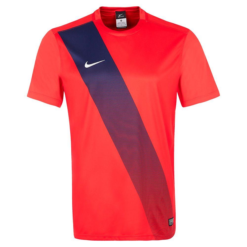 Футболка Nike Sash игровая красная