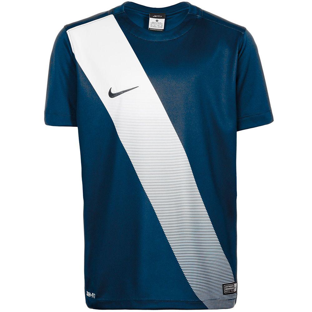 Детская футболка Nike Sash тёмно-синяя