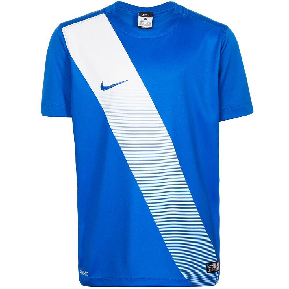 Детская футболка Nike Sash синяя